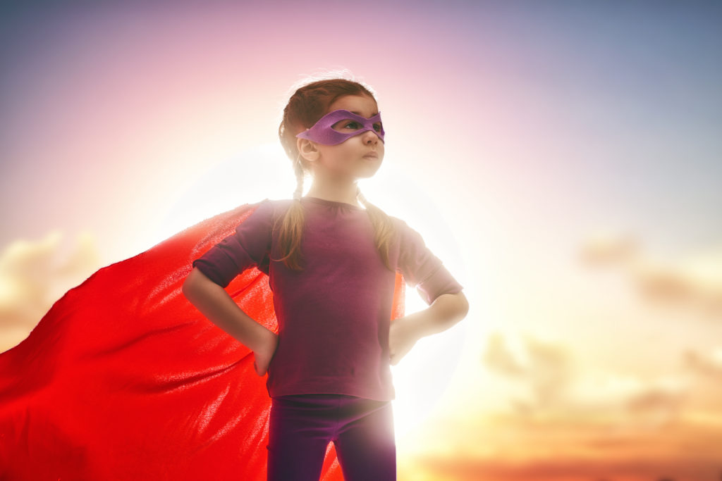 How to Increase Your Self Confidence The Super Hero Way